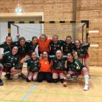 Jenter 16 avsluttet sesongen med overbevisende lagseier i ÅL CUP finalen mot Knarvik IL.